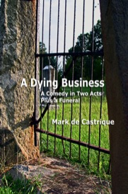 A Dying Business Cover lulu ebook
